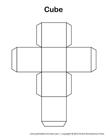 cuboid net template printable on this page is a printable cube template for print