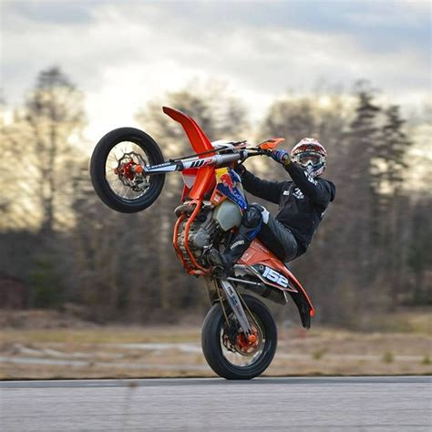 Ktm Wheelie Wheelie Ktm Superretards Supermotard On Instagram