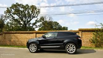 range rover evoque coupe review page 2 autoevolution