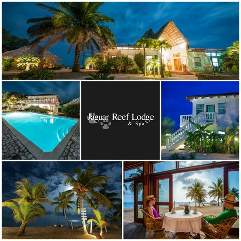 jaguar reef resort belize jaguar reef lodge spa family friendly resort belize