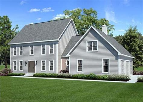 two story colonial house plans colonial style house plans 2138 square foot home 2