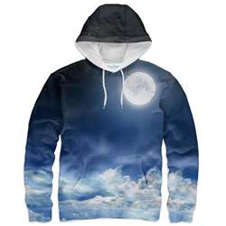 Foot Duvet Mystic Nights Hoodie Shelfies