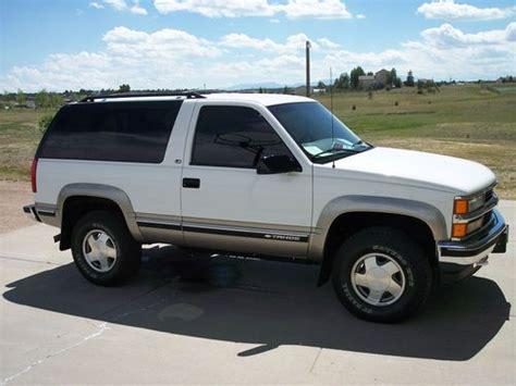 1999 Chevy Tahoe 2 Door by Sell Used 1999 Chevrolet Tahoe Ls Sport Utility 2 Door 5