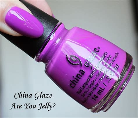 Fash Speedy Jelly china glaze are you jelly swatches review swatch and learn bloglovin