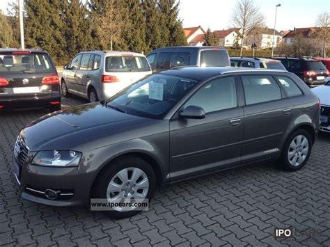 Audi A3 1 4 Tfsi Fuel Consumption by 2011 Audi A3 Sportback 1 4 Tfsi Attraction Car Photo