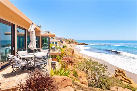 California Oceanfront Homes For Sale