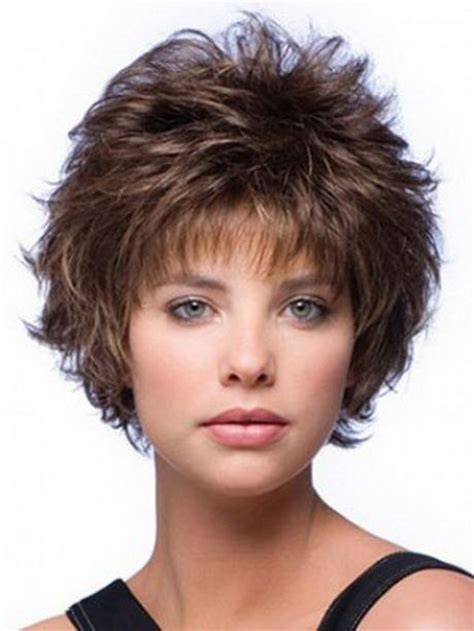 plus size over 50 hairstyles plus size short hairstyles for women over 50 curly mixed