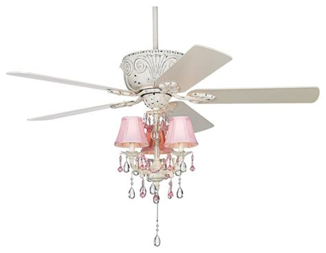 pretty ceiling fan casa deville pretty in pink pull chain ceiling fan