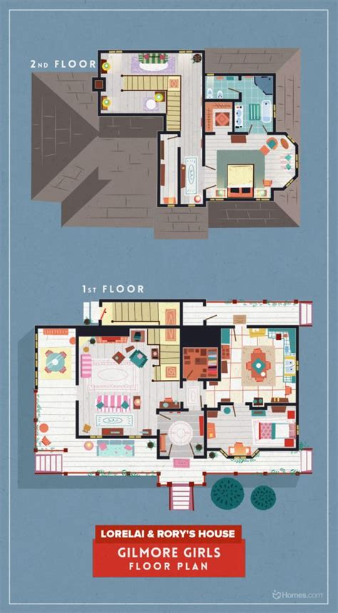 floor plans of tv homes take a look at the floor plans of your favorite tv