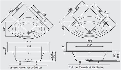 Optiset Badewanne by Stilvolle Optiset Bade Und Duschwannen Richter Frenzel
