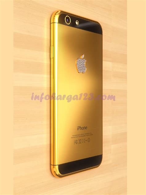 Harga Iphone 6 Plus spesifikasi dan harga apple iphone 6 plus 16gb terbaru