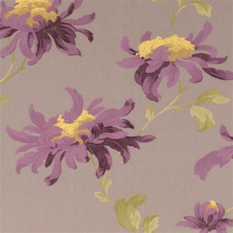 glitter wallpaper graham and brown graham and brown luxury vinyl fabulous floral flower