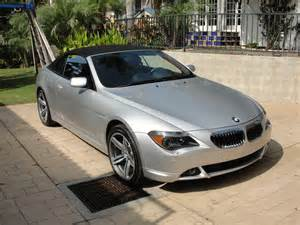 2006 Bmw 650i 2006 Bmw 6 Series Pictures Cargurus