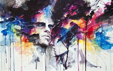 ink modern plays agnes cecile s world of watercolor 171 art installations 171 mayhem muse