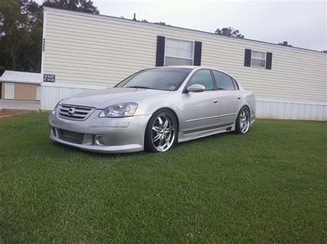 nissan altima 2002 custom 2002 nissan altima 5 500 100431416 custom import