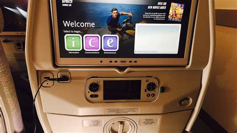 emirates economy class wifi flight review emirates a380 economy business traveller