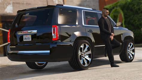 gmc youkon gmc yukon denali 2015 add on replace vehicules pour