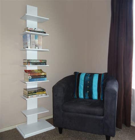 At Home Bookshelf Home Dzine Home Diy Make A Bookcase Tower