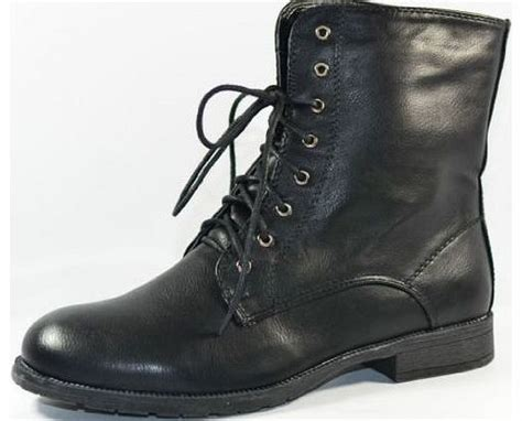 womens lace up boots uk