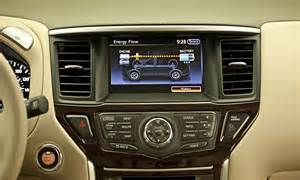 2014 Nissan Pathfinder Mpg 2014 Nissan Pathfinder Hybrid Offers 26 Mpg Combined Fuel
