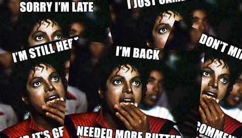 Michael Jackson Popcorn Meme - michael jackson popcorn meme just here for the comments