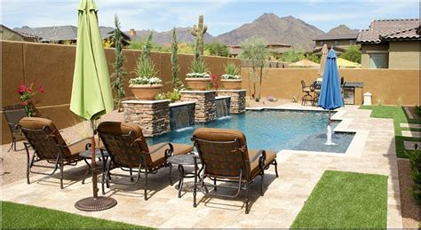 arizona backyards arizona backyard designs arizona landscaping newsletter