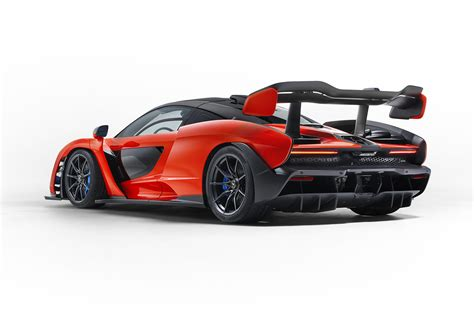 maclaren new car mclaren senna revealed track focused hypercar