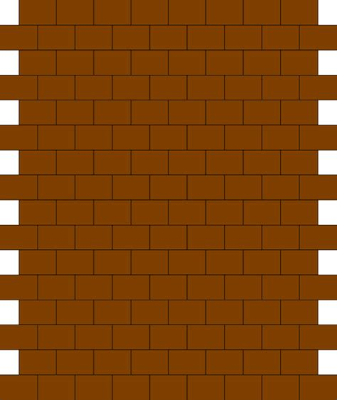 brick wall clip at clker vector clip