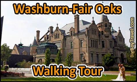 walking minneapolis washburn fair oaks mansions walking tour map minneapolis