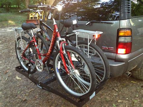 cargo carrier bike rack adapter bike rack adapter for stromberg carlson hitch mounted cargo carrier stromberg carlson