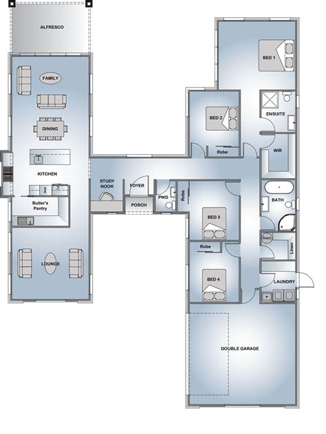 1 floor range house plans house designs floor plans pavillion your