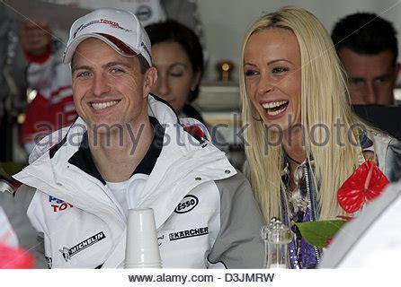 Cora Schumacher At Monaco Grand Prix With Marc Bag by Dpa Cora Schumacher Ehefrau Formel 1 Fahrer