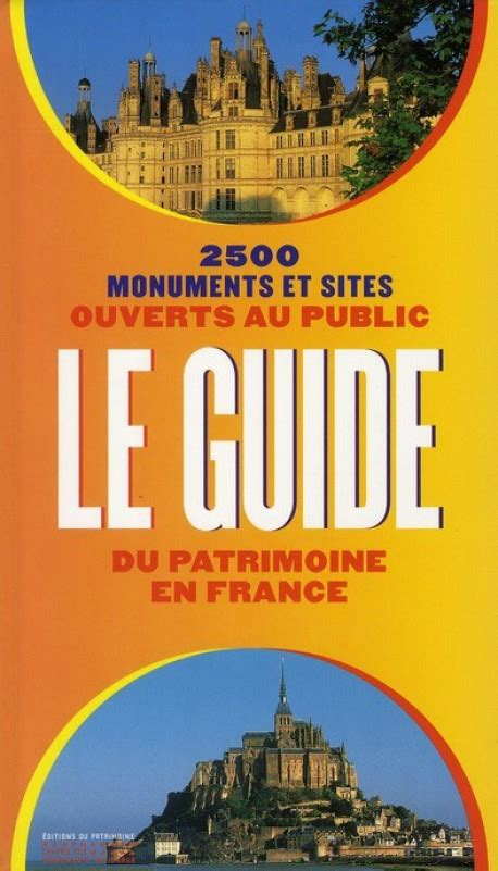le guide du patrimoine en france dessinoriginal com