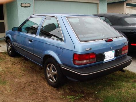 best car repair manuals 1989 mazda familia interior lighting speedy323 1989 mazda 323 specs photos modification info at cardomain