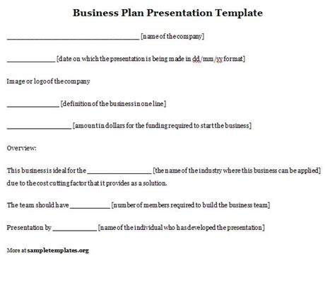 preparing a business plan template sba template cxc the knownledge