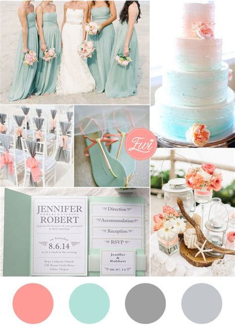 colour themes for beach wedding ever after blog 187 a wedding blog 187 wedding color schemes
