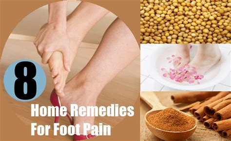home remedies  foot pain search home remedy