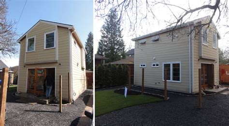 auxiliary dwelling units adus factory built home high performance home built on a small footprint by nw