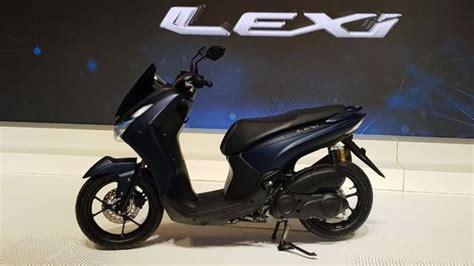 harga resmi yamaha lexi  diumumkan bulan depan