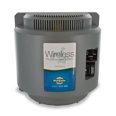wireless fence shop for wireless fence transmitter by petsafe if 100