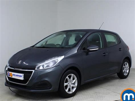 peugeot 208 for sale used peugeot 208 for sale second nearly new cars
