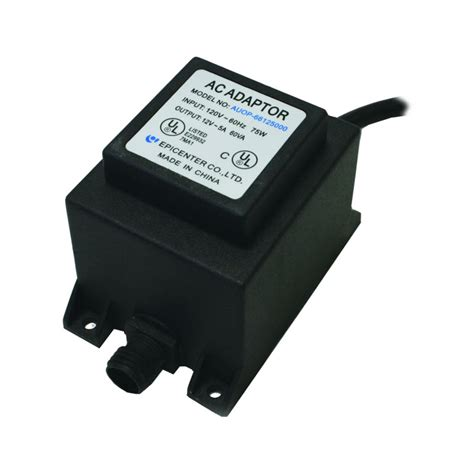 transformers for 12v led lighting from aquascape 174
