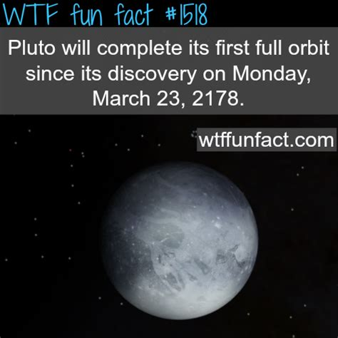 strange facts saturn pluto planet facts when will pluto complete it s