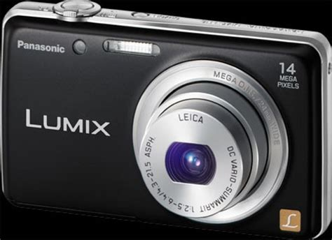 panasonic lumix dmc fh6: digital photography review