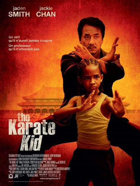 jackie chan karate kid karate kid pelicula trailer