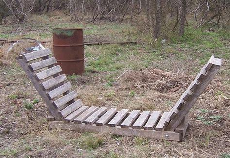 diy wooden firewood rack firewood storage ideas the owner builder network