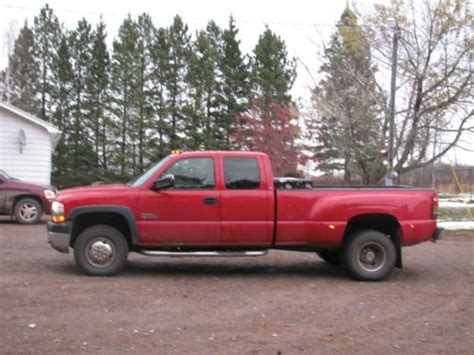 how it works cars 2002 chevrolet silverado 3500 free book repair manuals find used 2002 chevy duramax silverado 3500 dually in medford wisconsin united states for us