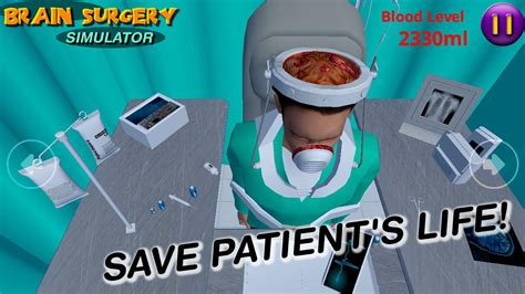 aptoide surgeon simulator brain surgery simulator 3d 1mobile com