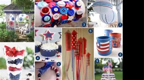 easy diy independence day 2015 decorations