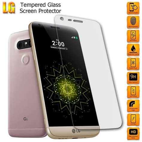 Tempered Glass Lg Screen premium tempered glass screen protector for lg cell phone